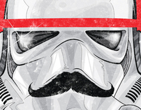 Imperial Hipster: Stormtrooper