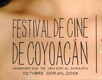 Festival de Cine de Coyoacán.