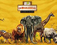 Animal Planet: Wildlands(Unity3D Professional Project)