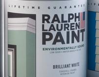 Ralph Lauren Paint Packaging