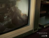 UNICEF Screen Off Campaign