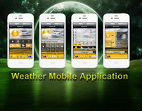 Weather Mobile Application