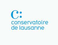 CONSERVATOIRE DE LAUSANNE