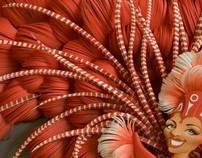 Carnival Paper  - paper sculptures