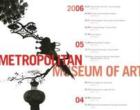 Met Museum Special Exhibition Poster