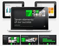 Seven Powerpoint & Keynote Template
