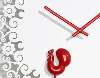 Babushka's Alarm Clock