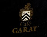 café garat product packaging