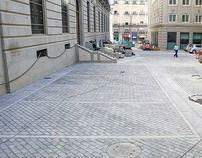 Street & Parking (Madrid, Spain)