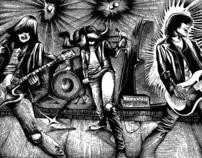 Ramones, Live