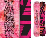 2012-2013 Sims Horizon - Women's Snowboard