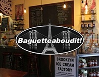 Baguetteaboudit! Logo Development