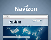 Navizon - Website redesign