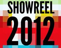 Steven Kelly Showreel 2012