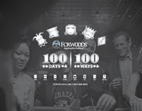 Foxwoods Resort Casino - 100 Days 100 Ways
