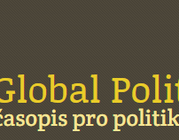 Redesign of Global Politics magazine
