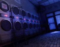 King Wash Laundromat