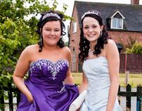 Stourport High School Prom 2012