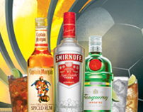 MY 3YEARS WITH JOSE CUERVO,CAPTAIN MORGAN,+ MANY MORE