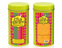 Cha Garam - Tea Packaging