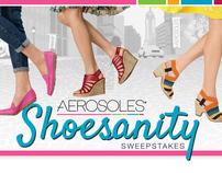 """Aerosoles """"Shoesanity Sweepstakes"""""""