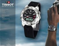 TISSOT project website