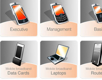 Orange - Business services and devices catalog