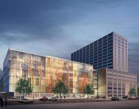 Harlem Hospital Center: New Patient Pavilion