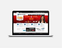 Megacable Website