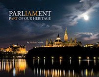 Canadian Parliament - Stock Images