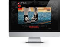 Intrigue Dance Intensive Website
