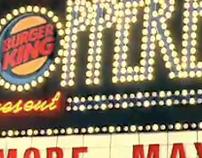 burger king advertising
