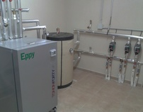 RESIDENTIAL HOME GEOTHERMAL APPLICATION