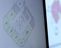 Interactive Map - HIT 2012 Degree Show