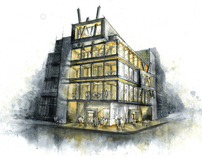 Goodman Fashion House; Architecture of Disintegration
