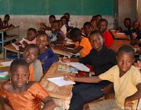 Dagara Children