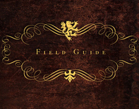 Field Guide EP Artwork