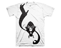 "Aero ""Cheeky Monkey"" T-shirt"