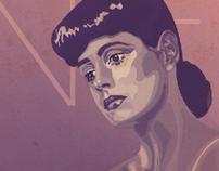 BLADE RUNNER - New Poster Design