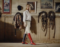 Dublin Boots - Integrated Campaign