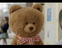 "Chiclets Adams, ""Teddy Bear"""