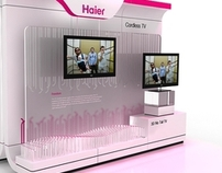 Haier Displays