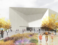 PIETRADANGOLO Competition for the New Church, Italy