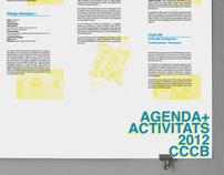 AGENDA 2012 CCCB