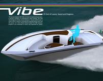 Vibe 25' Luxury Yacht Tender