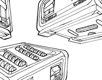 Toaster sketch