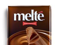 Melt'e Chocolate Packaging
