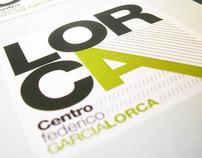 """Concurso de ideas  """"Centro Federico Garcia Lorca"""""""