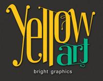 Yellow Art - Mi logo
