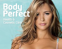 Body Perfect Clinic Website